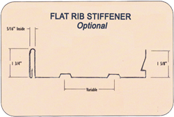 flat-rib-stiffener-optional