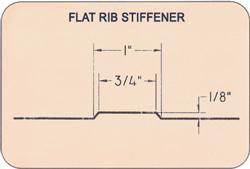 flat-rib-stiffener