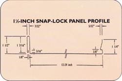 snap-lock-panel